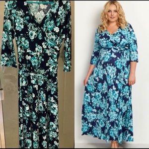 Pinkblush Maternity Dress! Size 1x